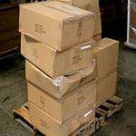 In-DEX Imaging & Scanning Damaged Boxes