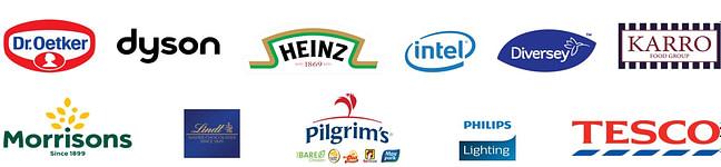 Warehouse Management Software WMS In-DEX Vendor Integrations Vendor Logos 2