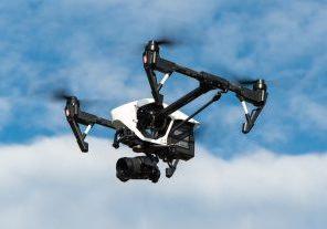 autonomous drone warehouse inventory control