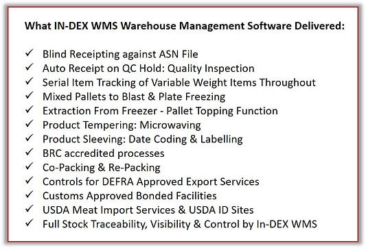3pl software, warehouse management software, rick bestwick case study, value added services