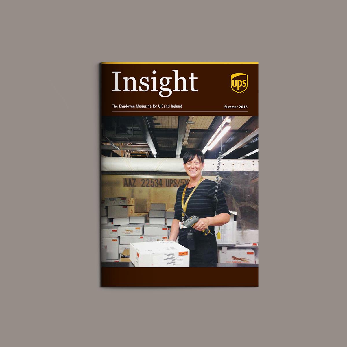 UPS Insight Magazine